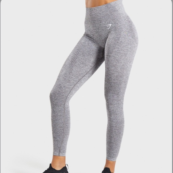 Gymshark Vital Seamless Gray Leggings